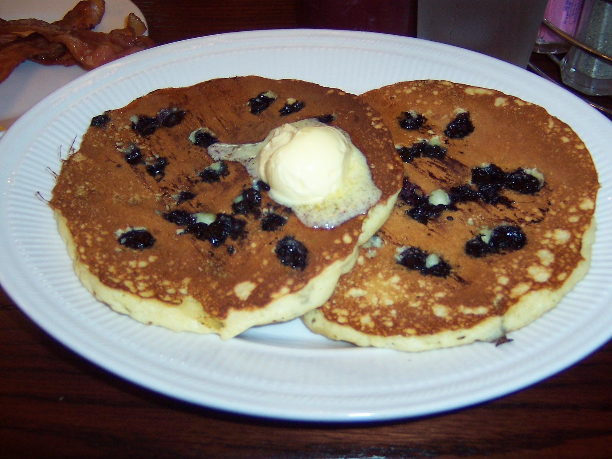 Blueberry Pancakes Dis...
