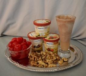 Blog Ice Cream Silver Tray