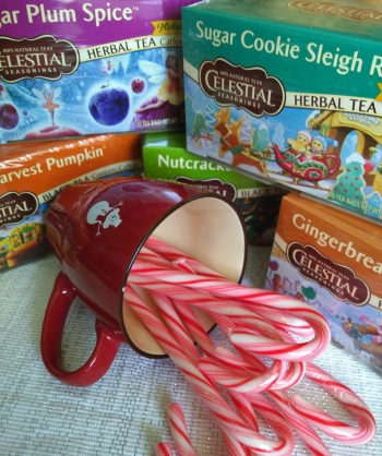 Blogging Tea Christmas