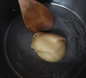 Blogging 2015 Zest Choux Dough