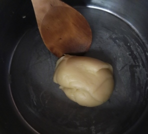 Blogging 2015 Zest Choux Dough